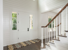Entry Foyer Hardwood Floors