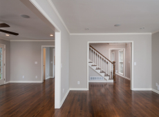 Living Rooms with Hardwood Flooring